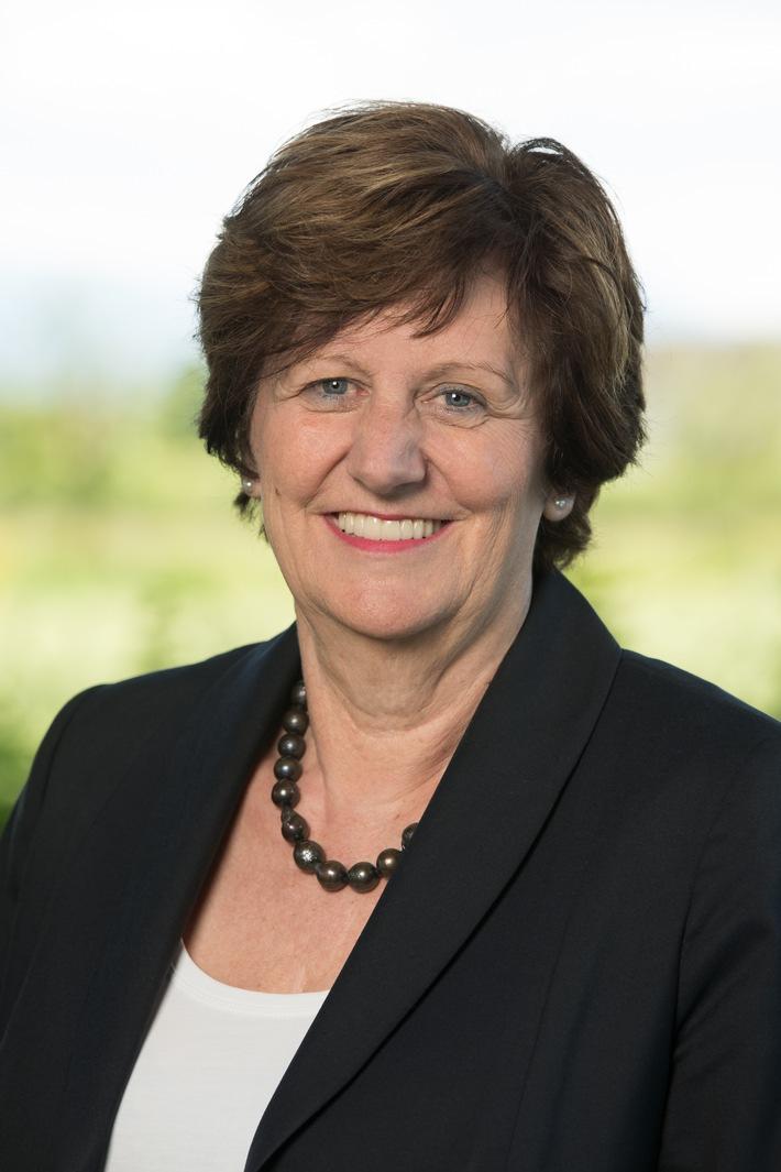 Luzerner Forum: Ida Glanzmann-Hunkeler ist neue Präsidentin